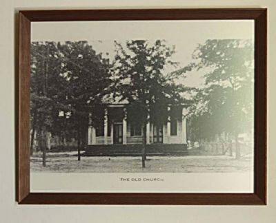 Providence Methodist Church Old church photo found inside image. Click for full size.