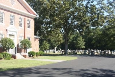Providence Methodist Church Cemetery as mentioned image. Click for full size.
