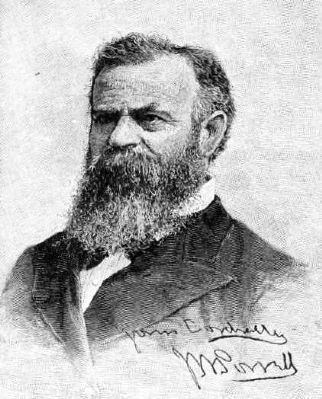 Major John Wesley Powell image. Click for full size.