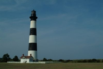 Bodie Island Light Station image. Click for full size.