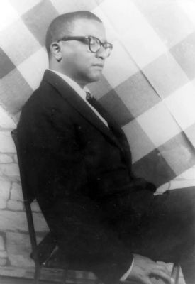 "William ""Billy"" Strayhorn image. Click for full size."