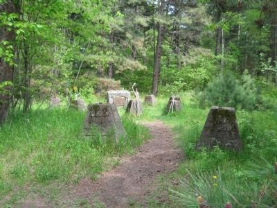 Burial Ground of the Fond du Lac Band image. Click for full size.