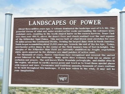 Landscapes of Power Marker image. Click for full size.