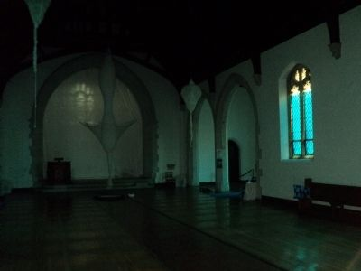 Inside St. Cornelius Chapel image. Click for full size.