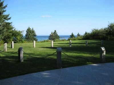 Swissair Flight 111 Grave Site image. Click for full size.