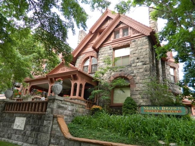 The Molly Brown House image. Click for full size.