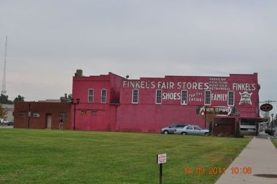 Finkel's Fair Store Shoes for the entire family image. Click for full size.