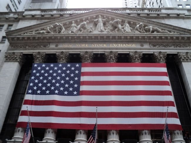 New York Stock Exchange image. Click for full size.