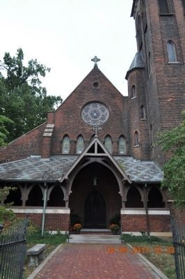 Grace Episcopal Church image. Click for full size.