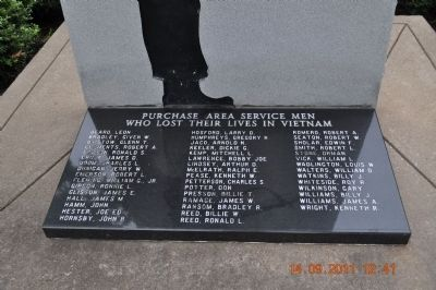 Purchase area Service men who lost their lives in Vietnam image. Click for full size.