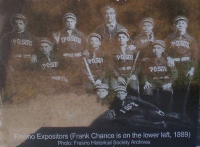 Fresno Expositors 1889 image. Click for full size.