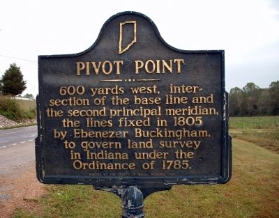 Pivot Point Marker image. Click for full size.
