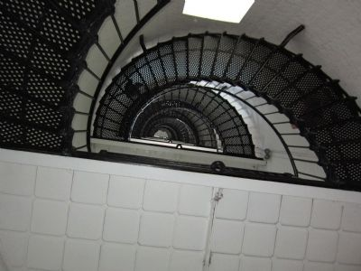 Spiral Staircase of the Lighthouse image. Click for full size.