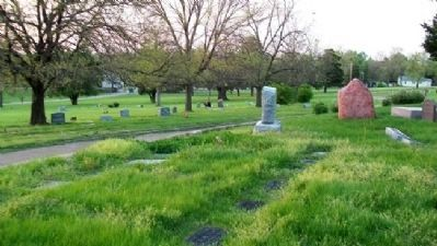 Crawford - Capper Family Plot image. Click for full size.
