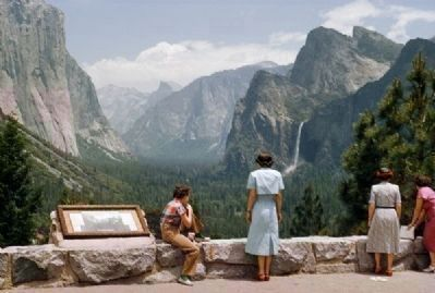 View of Yosemite Valley image. Click for full size.