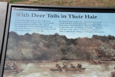 With Deer Tails in Their Hair Marker image. Click for full size.