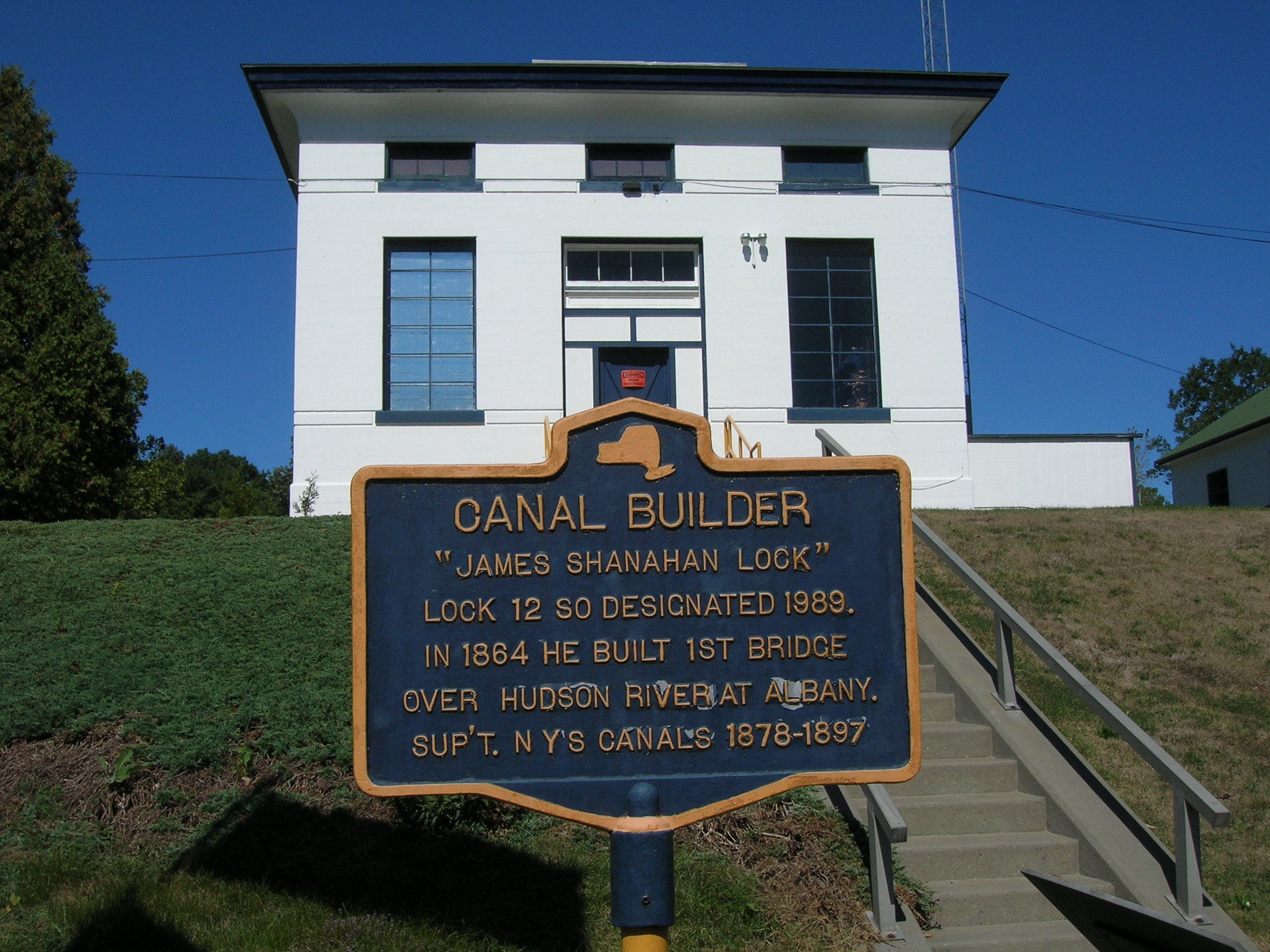 Canal Builder Marker