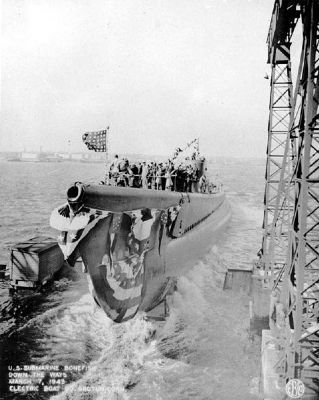 USS Bonefish (SS-223) image. Click for full size.