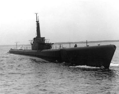 USS Cisco (SS-290) image. Click for full size.
