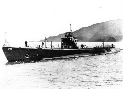 USS Pompano (SS-181) image. Click for full size.