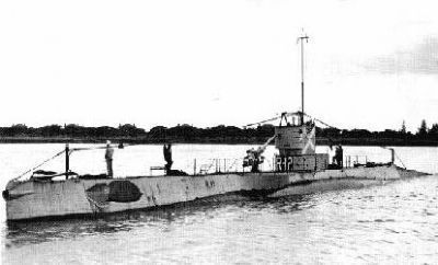 Uss R-12 (ss-89) image. Click for full size.