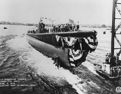USS Darter (SS-227) image. Click for full size.