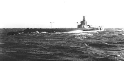 USS Golet (SS-361) image. Click for full size.