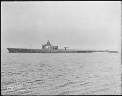 USS Grayback (SS-208) image. Click for full size.