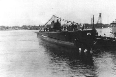 USS Grenadier (SS-210) image. Click for full size.