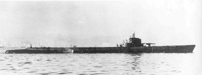 USS Herring (SS-233) image. Click for full size.