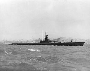 USS Wahoo (SS-238) image. Click for full size.