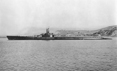 USS Tang (SS-306) image. Click for full size.