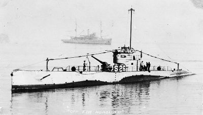 Uss S-26 (ss-131) image. Click for full size.