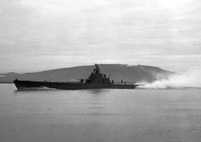 USS Seawolf (SS-197) image. Click for full size.