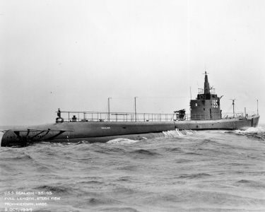 USS Sealion (SS-195) image. Click for full size.