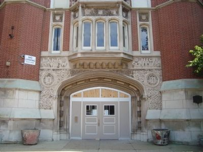 Lake View High School image. Click for full size.