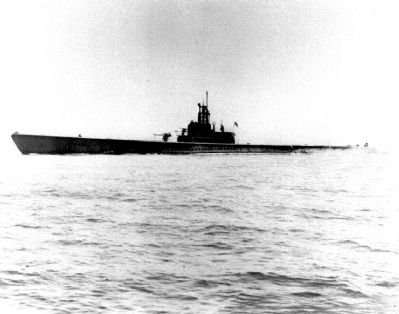USS Sculpin (SS-191) image. Click for full size.