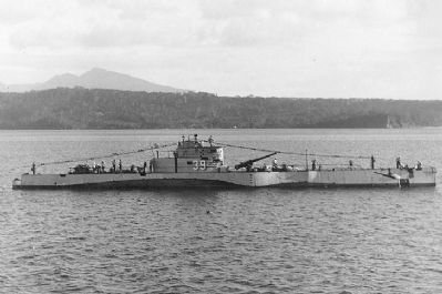 Uss S-39 (ss-144) image. Click for full size.