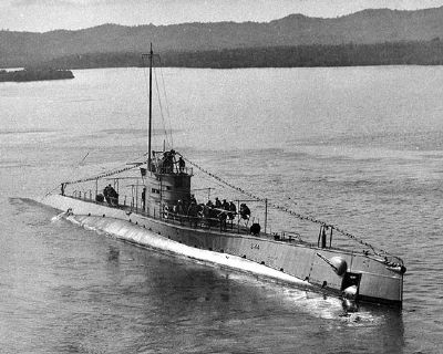 Uss S-44 (ss-155) image. Click for full size.