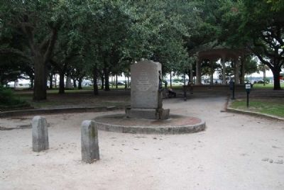 Civil War Torpedo Boatman Memorial<br>North Inscription image. Click for full size.