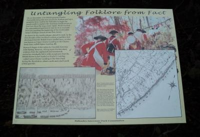 Untangling Folklore from Fact Marker image. Click for full size.