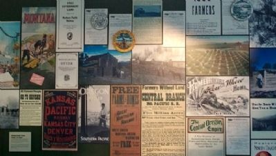 Free Land Ads in Homestead Heritage Center image. Click for full size.