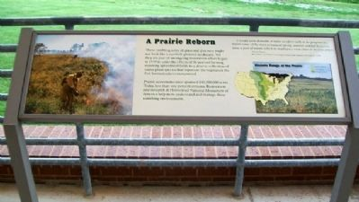 A Prairie Reborn Marker image. Click for full size.