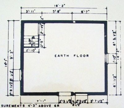 Close Quarters Floor Plan on Marker image. Click for full size.