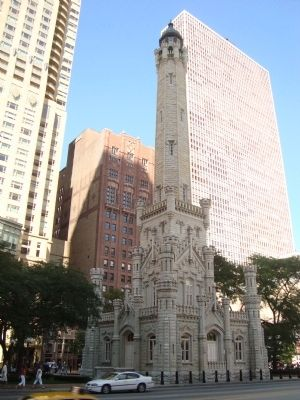 Chicago Water Tower image. Click for full size.