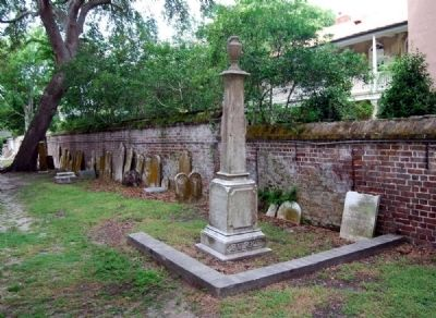 First Baptist Church Cemetery image. Click for full size.