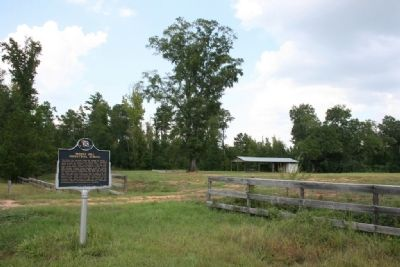 Perdue Hill Industrial School Marker and Site image. Click for full size.