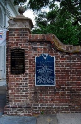 St. Michael's Church Marker image. Click for full size.