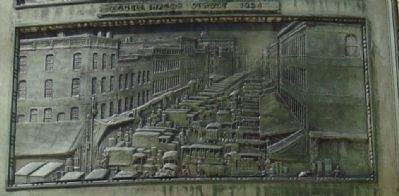 Detail from the Wacker Drive Motiff image. Click for full size.