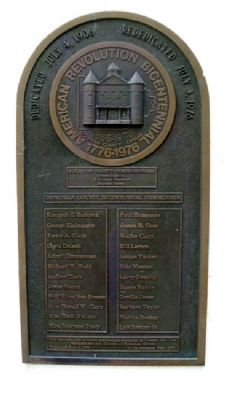 Doniphan County Bicentennial Marker image. Click for full size.